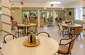 nursing home design trends small apartment kitchen dining room design maya 1489
