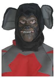 Flying Monkey Halloween Costume Flying Monkey Latex Mask Wizard Oz Flying Monkey Mask