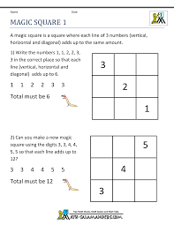 First Grade Math Worksheets Free Math Puzzle 1st Grade