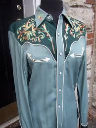 white horse apparel men u0027s flower embroidery western shirt 111 1219