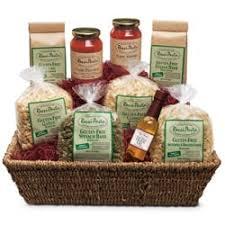 pasta gift basket pasta gluten free gift basket