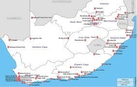 island resort hartbeespoort map 100 best tourist attractions in south africa