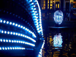 amsterdam light festival boat tour festival of light in amsterdam 2017