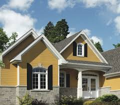 grey exterior wall paint colors that has green grass cream can be