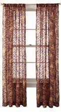 Burgundy Velvet Curtains Royal Velvet Curtains Drapes U0026 Valances Ebay
