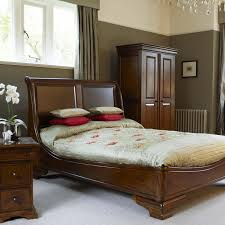 exclusive victorian deluxe sleigh sleeping range for bedroom