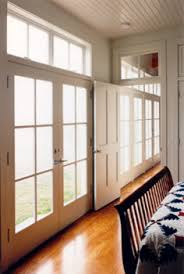 Interior French Doors With Transom - main house traditional hall seattle by hoedemaker pfeiffer