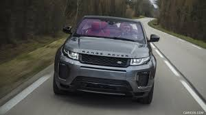land rover evoque 2017 2017 range rover evoque convertible hse si4 color corris grey
