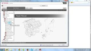 toyota web page toyota hilux 2011 2013 workshop manual youtube