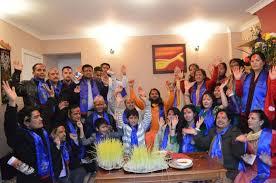 Celebration In Uk Club Worldwide Dashain Tika 2070 Celebration At Uk