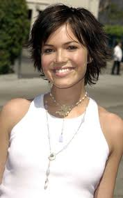 shag haircuts showing back of head most shag haircuts for mature women over 40 is hair that looks messy