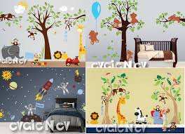 Monkey Nursery Decals Mail4rosey Win A Nursery Makeover From Evgienev Wall Decals