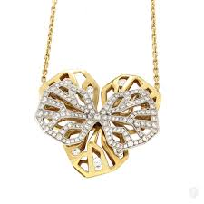 womens gold pendant necklace images Jewelry cartier cartier caresse d 39 orchidees women 39 s diamond multi