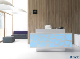 Buy Reception Desk by Organic Double Reception Desk Buy Online At Best Price Sohomod