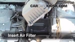 hyundai elantra air filter air filter how to 2007 2012 hyundai elantra 2009 hyundai