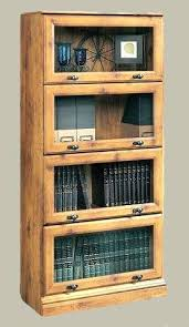 Natural Wood Bookcases Bookcase Solid Wood Bookcases Solid Wood Barrister Bookcase