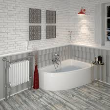 Corner Bathroom Showers Clia Right Offset Corner Bath Panel Buy At Bathroom City