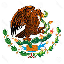 Mecican Flag Best Free Mexican Flag Symbol Stock Vector Mexico Eagle Photos