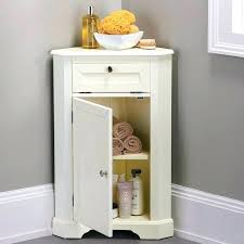 Bathroom Corner Storage Cabinet Corner Shelf For Bathroom Counter Easywash Club