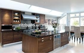 Modern American Kitchen Design Modern Design Kitchen With Laminated Sheet Kitchen Cabinet 01