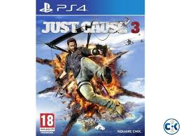ps4 game just cause 3 best price in bd stock ltd clickbd