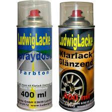 Esszimmerst Le Antrazit 2 Spraydosen Im Set Autolack Klarlack Je400ml Bmw 397 Anthrazit