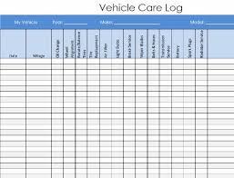 Truck Maintenance Spreadsheet by Vehicle Maintenance Log Pdf Http Lonewolf Software Com