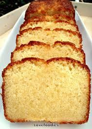19 best pound cake images on pinterest