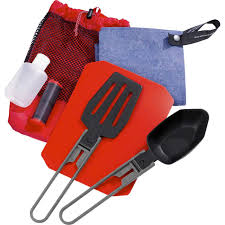 Red Kitchen Set - msr ultralight kitchen set backcountry edge