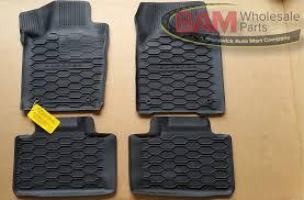 Dodge Durango 98 Parts - amazon com dodge durango mopar 1st u0026 2nd row slush floor mats
