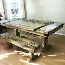 Reclaimed Wood Dining Room Furniture Dining Table Rustic Reclaimed Wood Dining Table Uk Solid Trestle
