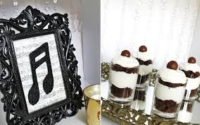 Birthday Decoration Ideas For Adults Ideas For A Black U0026 White Party Celebrations At Home