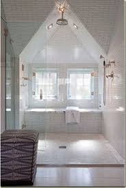 small attic bathroom ideas lucernários en baños skylight window and attic