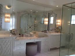 Bathroom Vanity With Makeup Area by The Most Makeup Table Bathroom Vanity Home Design Ideas Pictures
