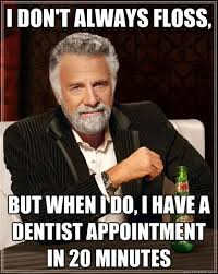 Feeling Down Meme - feeling down in the mouth 20 funny dentist images guaranteed to