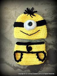 Minion Halloween Costume Baby Minion Halloween Diy Crochet Minion Baby Costume Pattern