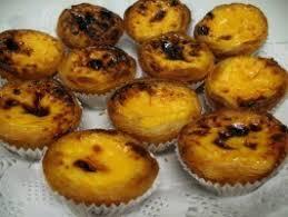 dessert portugais cuisine pastéis de nata recette portugaise
