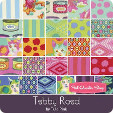 tabby road quarter bundle tula pink for free spirit fabrics