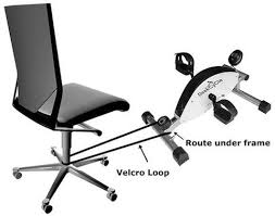 Chair Cycle Deskcycle Canada Ts 672 U2013 The Inside Trainer Inc