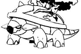 coloriage pokemon à imprimer 1001 coloriagegratuit fr