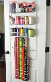 christmas wrap storage she s crafty gift wrap organizer regarding christmas wrapping paper