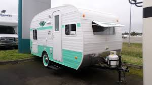 Compact lightweight travel trailers make rv camping easy rv