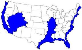 flood map us navy s earth changes flood map of america earth changes maps