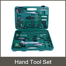 promotive professional household tools set by hand tools set 63pcs