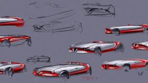 Alfa Romeo 6c Price This Is Was Supposed To Be The Alfa Romeo Vision Gran Turismo Concept
