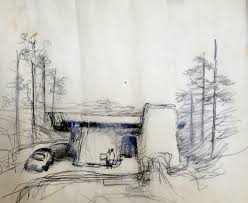 frank gehry u0027s early drawings and sketches acquired by la u0027s getty