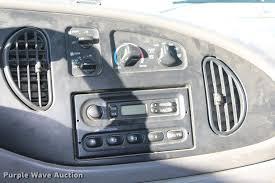 2002 ford econoline e350 van item aq9527 sold november