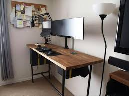 white corner computer desks for small spaces desk design small