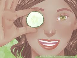 image led make your eyes look good without makeup step 9
