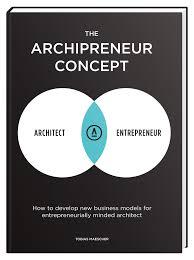 archipreneur platform for business innovation and creative